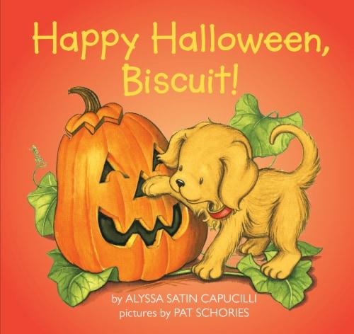 Happy Halloween Biscuit! by Alyssa Satin Capucilli Perspective: front