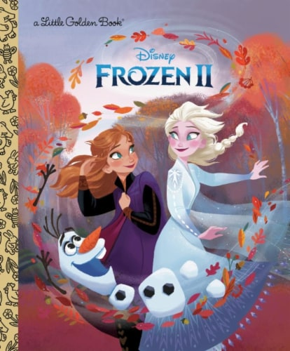 Frozen 2 by Disney Perspective: front
