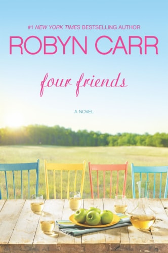 Four Friends by Robyn Carr Perspective: front
