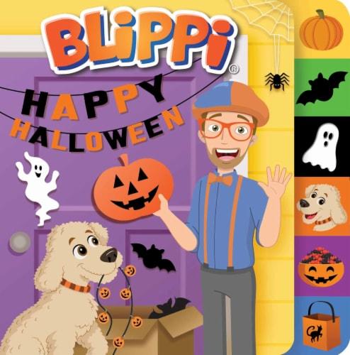 Blippi: Happy Halloween Perspective: front
