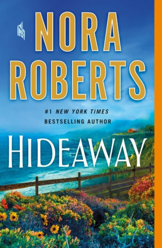 Hideaway by Nora Roberts Perspective: front