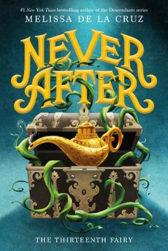 Never After by Melissa De La Cruz Perspective: front