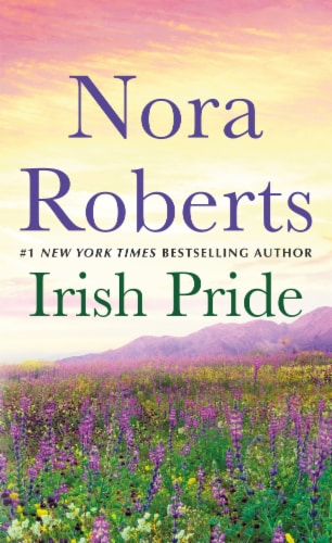Irish Pride by Nora Roberts Perspective: front