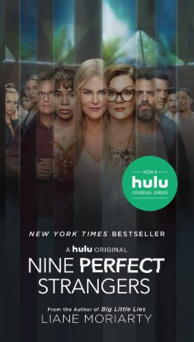 Nine Perfect Strangers by Liane Moriarty Perspective: front