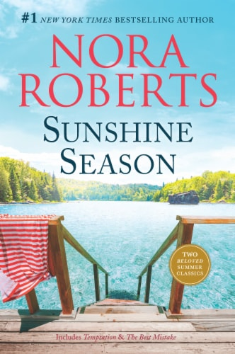 Sunshine Season by Nora Roberts Perspective: front