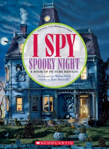 I Spy Spooky Night by Jean Marzollo Perspective: front