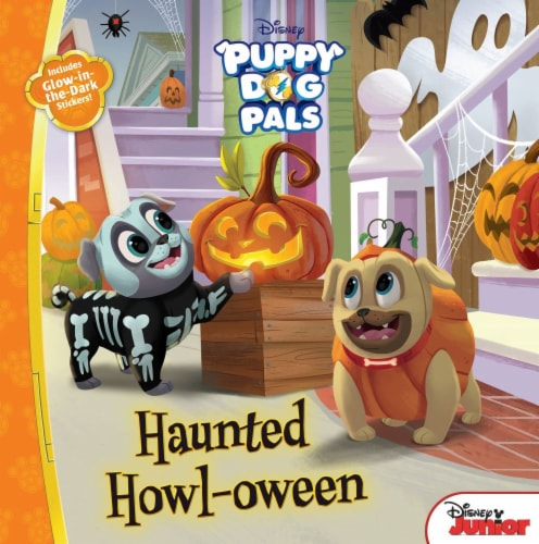 Puppy Dog Pals: Haunted Howl-oween by Disney Junior Perspective: front