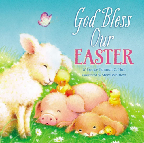 God Bless Our Easter by Hannah Hall Perspective: front