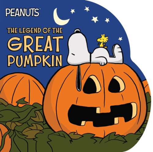 The Legend of the Great Pumpkin by Charles M. Schulz Perspective: front