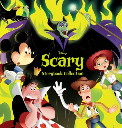 Disney Scary Storybook Collection Perspective: front