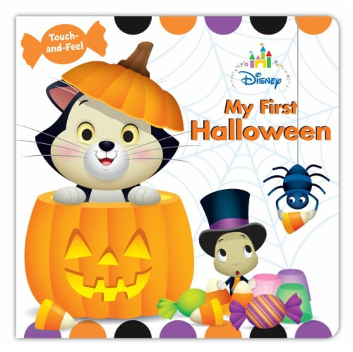 My First Halloween by Disney Perspective: front