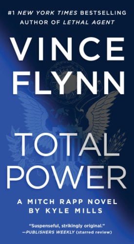 Total Power by Vince Flynn Perspective: front
