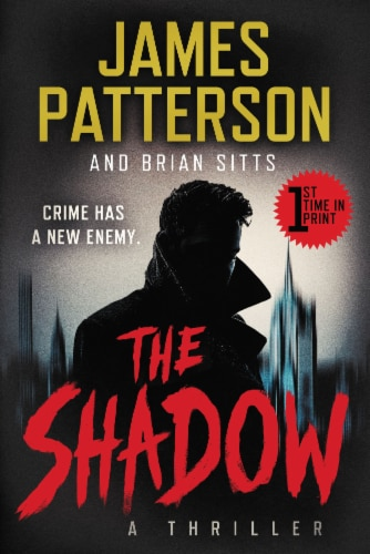 The Shadow by James Patterson Perspective: front