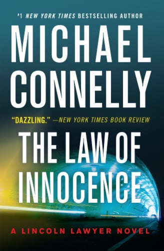 The Law of Innocence by Michael Connelly Perspective: front