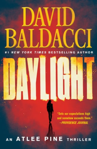 Daylight by David Baldacci Perspective: front