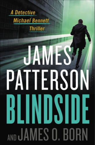 Blindside by James Patterson Perspective: front