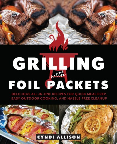 Grilling With Foil Packet by Cyndi Allison Perspective: front
