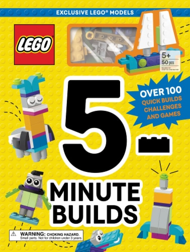 Lego 5 Minutes Builds Perspective: front