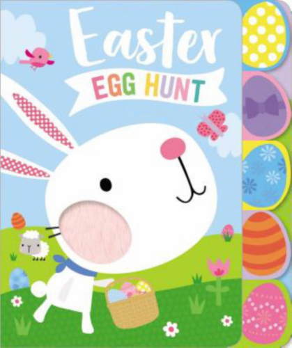 Easter Egg Hunt by Make Believe Ideas Perspective: front