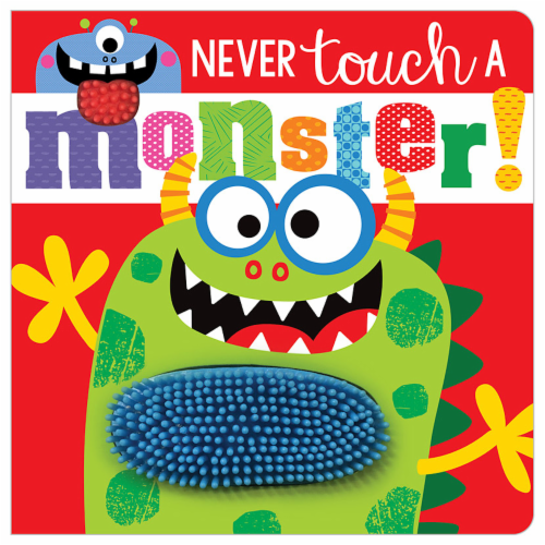 Never Touch a Monster Perspective: front