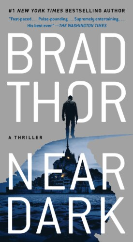 Near Dark by Brad Thor Perspective: front