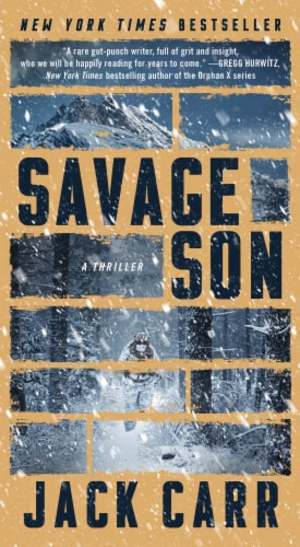 Savage Son by Jack Carr Perspective: front