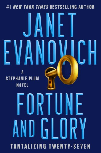 Fortune and Glory by Janet Evanovich Perspective: front