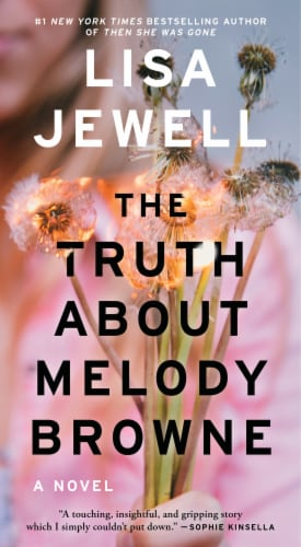 The Truth About Melody Browne by Lisa Jewell Perspective: front