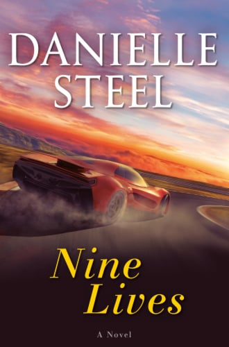 Nine Live by Danielle Steel Perspective: front