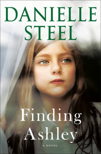 Finding Ashley A Novel by Danielle Steel Perspective: front