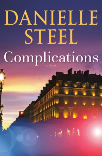 Complications by Danielle Steel Perspective: front