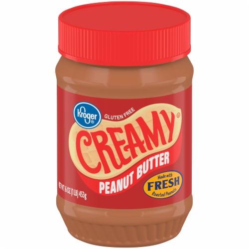 Kroger® Creamy Peanut Butter Case Sale Perspective: front