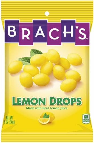 Brach's Lemon Drops Candy Perspective: front