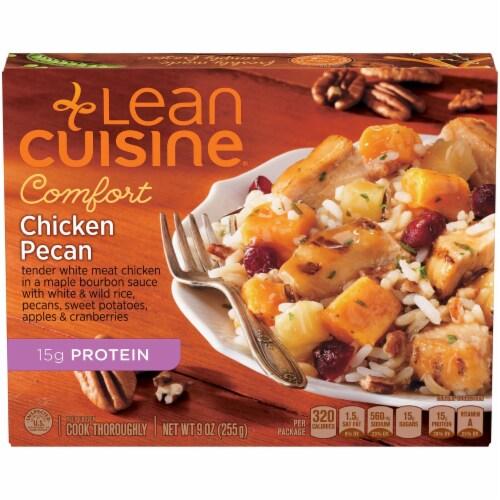 Lean Cuisine, Spa Cuisine Chicken Pecan, 9.0 oz. (12 Count) Perspective: front