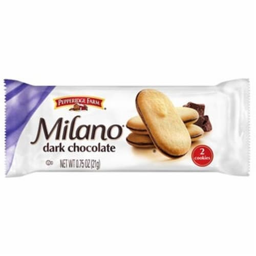 Pepperidge Farm Milano Cookie, .75 Ounce -- 120 Per Case. Perspective: front