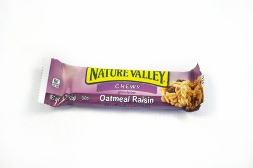 General Mills Variety Nature Valley Chewy Granola Bar 120 Case 1 Ounce Perspective: front
