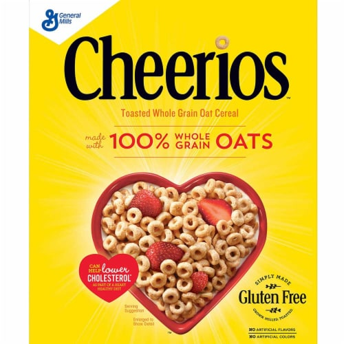 General Mills Assortment Favourites Cereal -- 70 per case. Perspective: front