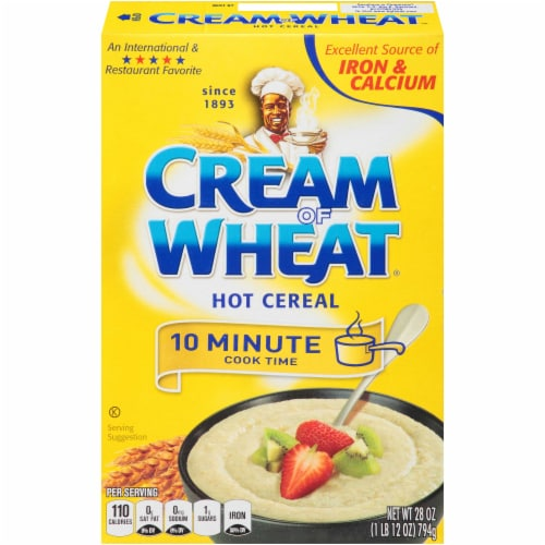 Cream of Wheat Regular Wheat Cereal, 28 Ounce -- 12 per case. Perspective: front