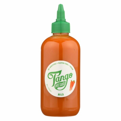 Tango Chile Sauce - Chile Sauce Mild - Case of 6 - 8 OZ Perspective: front