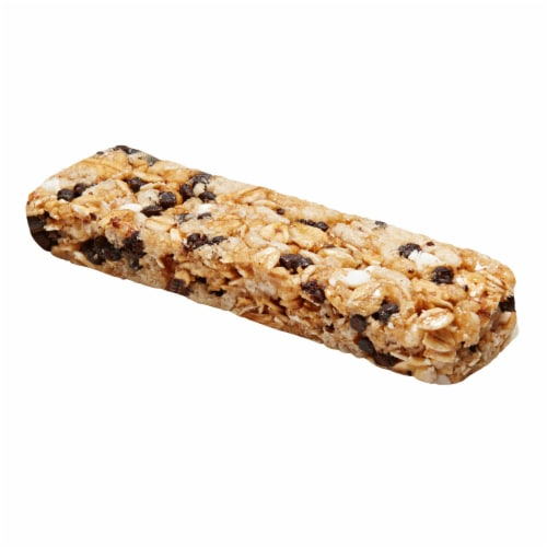 Quaker Chewy Smores Granola Bar, 6.7 Ounce - 8 per pack -- 12 packs per case. Perspective: front