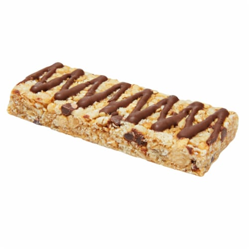 Quaker Chewy Chocolate Chip Granola Bar, 1.48 Ounce -- 80 per case. Perspective: front