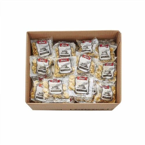 Cracker Keebler Oyster Dot. 150 Case .5 Ounce Perspective: front