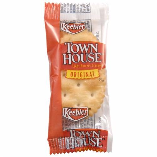 Cracker Keebler Townhouse 500 Case 2 Count Perspective: front