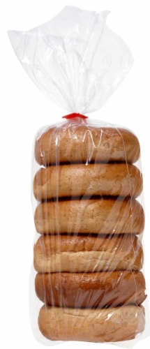 Sara Lee Par Baked Honey Wheat Bagel, 4 Ounce -- 72 per case. Perspective: front