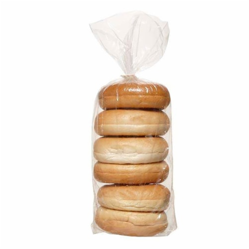 Sara Lee Plain Bagel, 3 Ounce -- 72 per case. Perspective: front