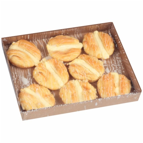Chef Pierre Elite Cheese Butterfly Danish, 4.75 Ounce -- 24 per case. Perspective: front