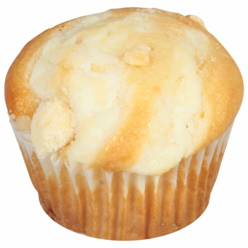 Chef Pierre Cheese Streusel Muffin, 2 Ounce -- 48 per case. Perspective: front