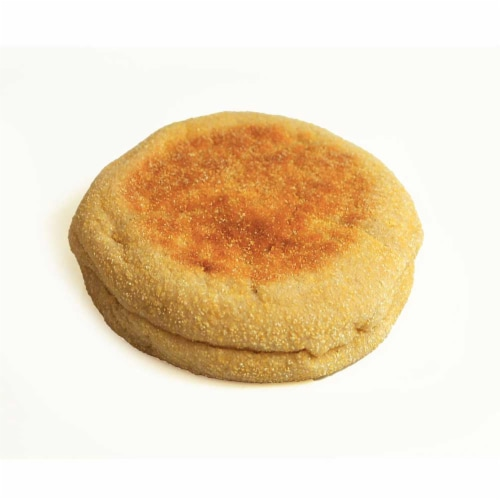 Muffin Town English Muffin, 2 Ounce -- 144 per case. Perspective: front