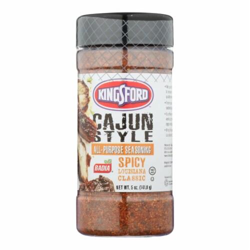 Badia Spices - Seasoning Cajun - Case of 6 - 5 OZ Perspective: front