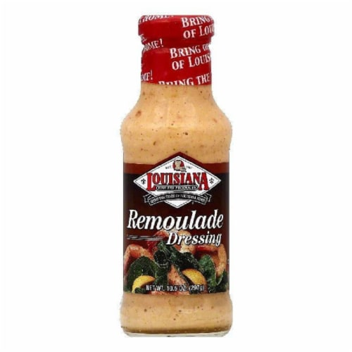 Louisiana Remoulade Dressing, 10.5 OZ (Pack of 12) Perspective: front